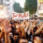 Çarşı : plus qu'un groupe de supporter de Beşiktaş, un véritable acteur politique