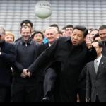 La Chine et le football : «le Grand Bond» en avant – La géopolitique chinoise au prisme du premier sport global