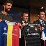 FC Andorra, propriété de Gérard Piqué « businessman »