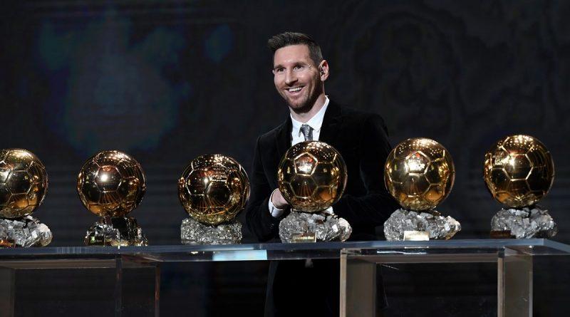 À quand la fin du Ballon d'Or ?
