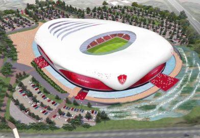 À Brest, le projet de nouveau stade au cœur de la campagne