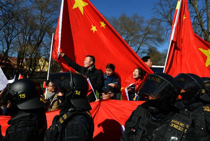 La communauté chinoise de Prague pourrait bien ne plus revoir de sitôt Xi Jinping en Tchéquie